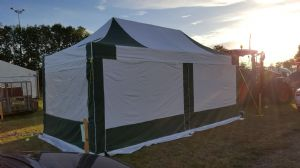 6mx3m Gazebo | Instant Shelters | Pop Up Tents | OMeara Camping